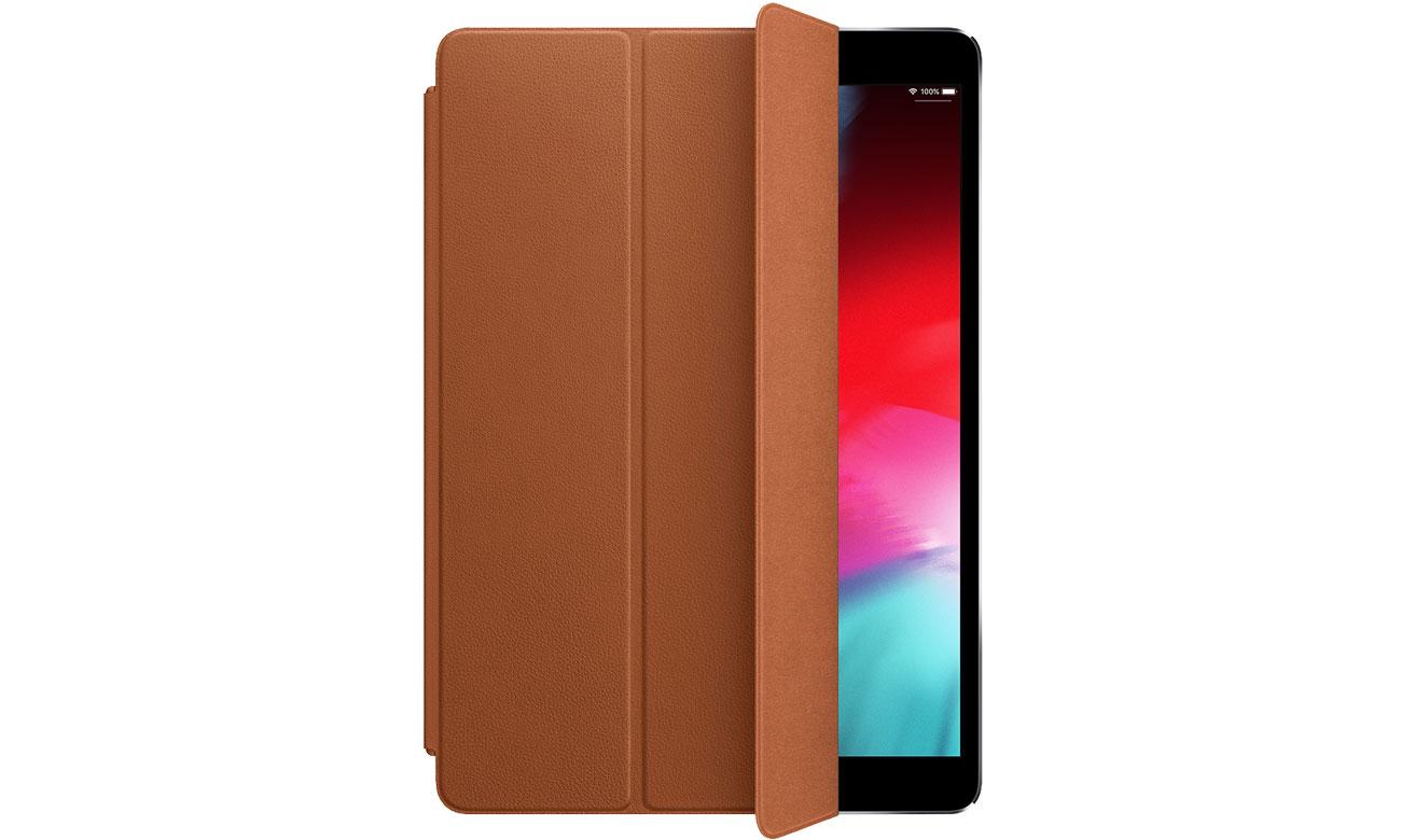 Etui na tablet Apple Leather Smart Cover do iPad Pro 10.5'' Saddle Brown