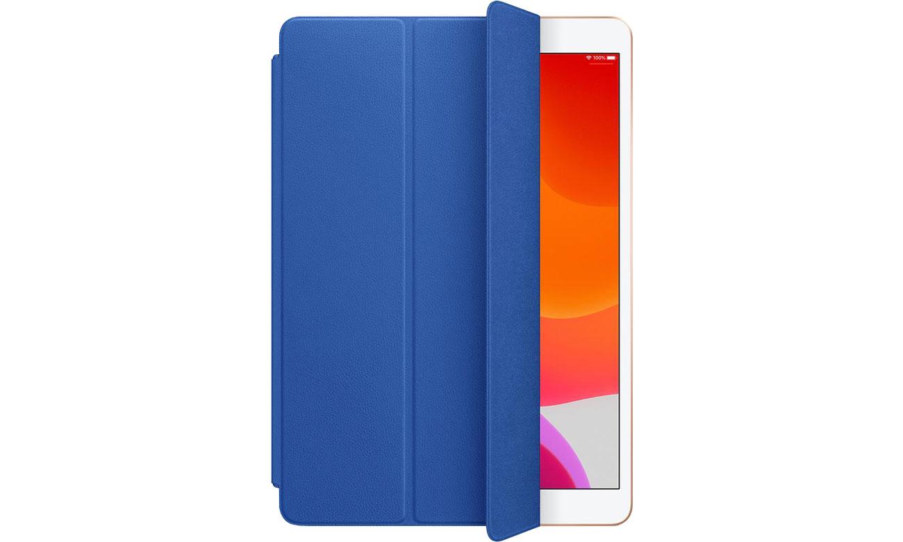 Etui Apple Leather Smart Cover do iPad 7gen / Air 3gen Blue