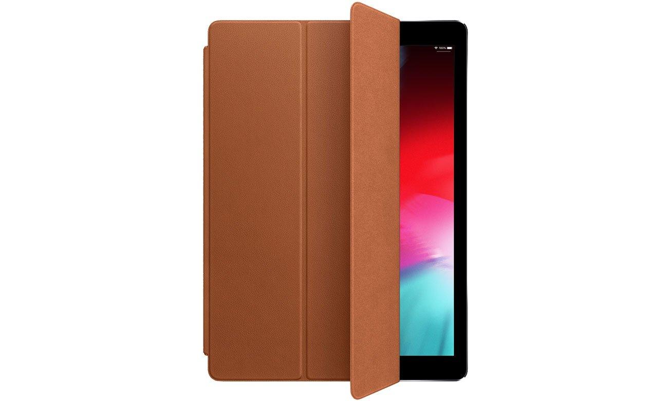 Etui na tablet Apple Leather Smart Cover do iPad Pro 12.9'' Saddle Brown