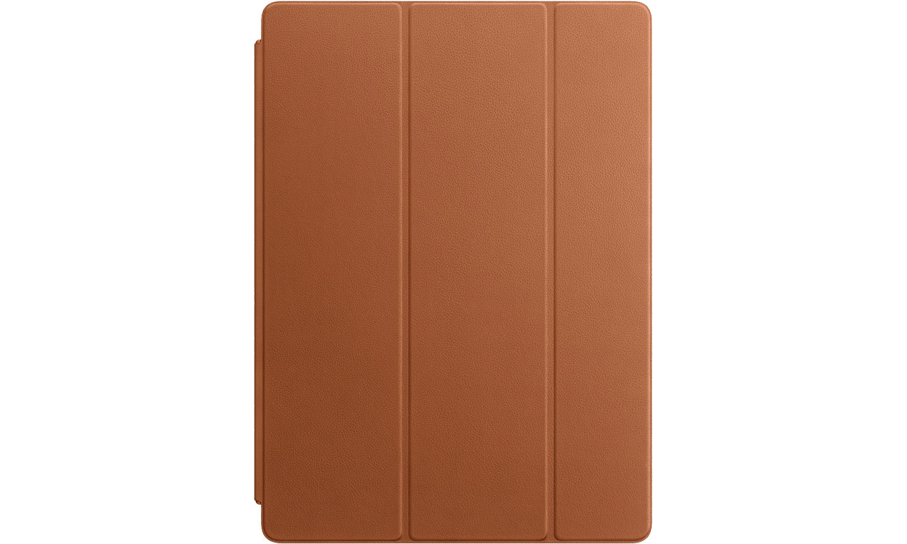 Apple Leather Smart Cover Saddle Brown do iPad Pro 12.9''