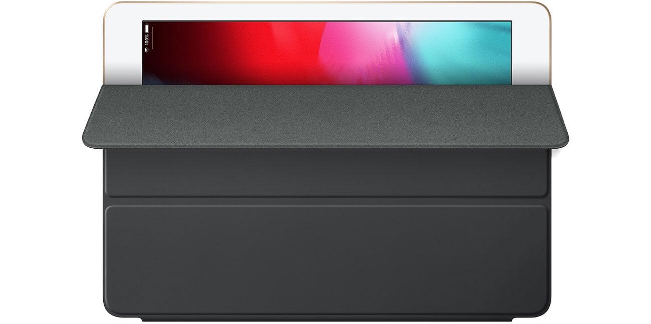 Apple Smart Cover Charcoal Grey do iPad