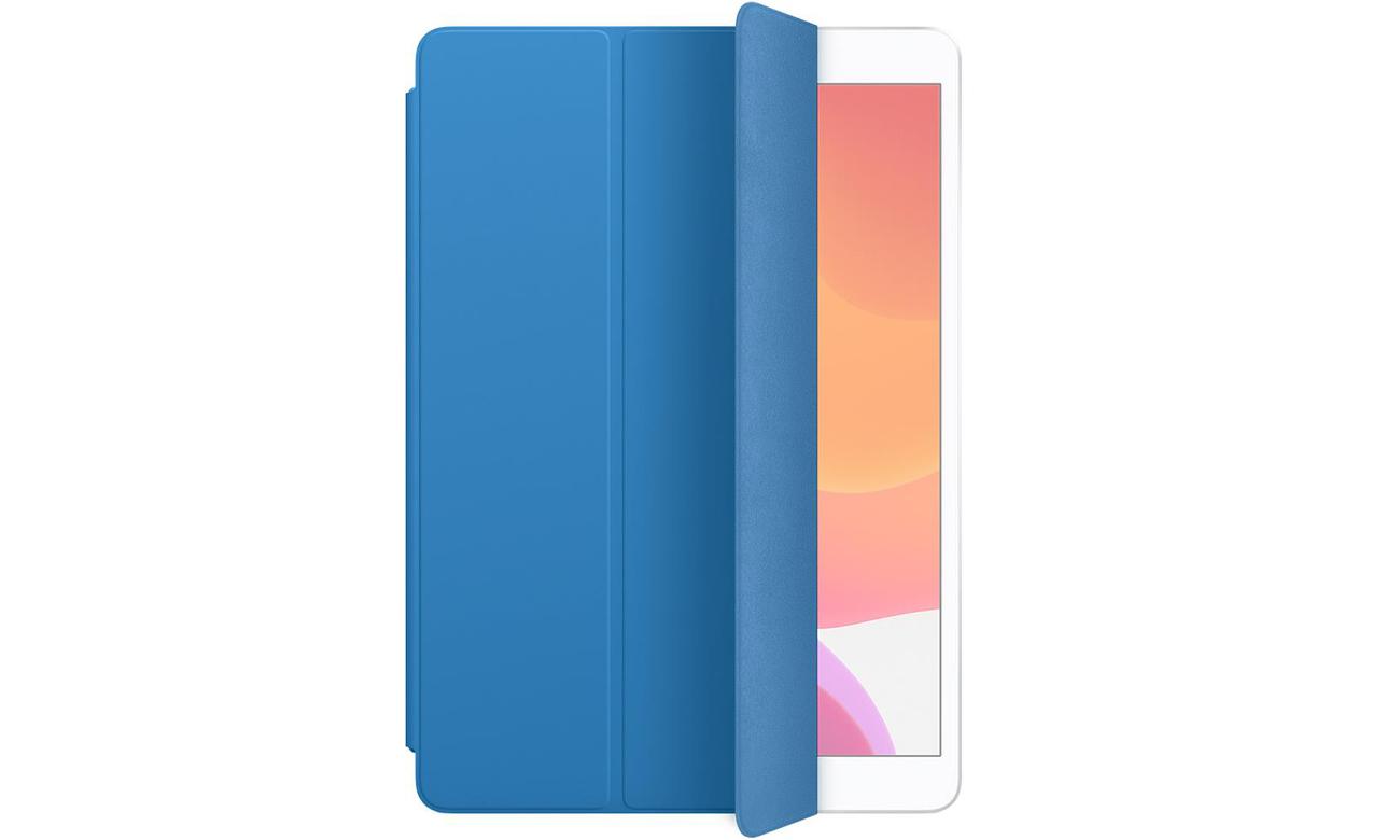 Etui na tablet Apple Smart Cover do iPad 7gen / iPad Air 3gen Błękitna fala