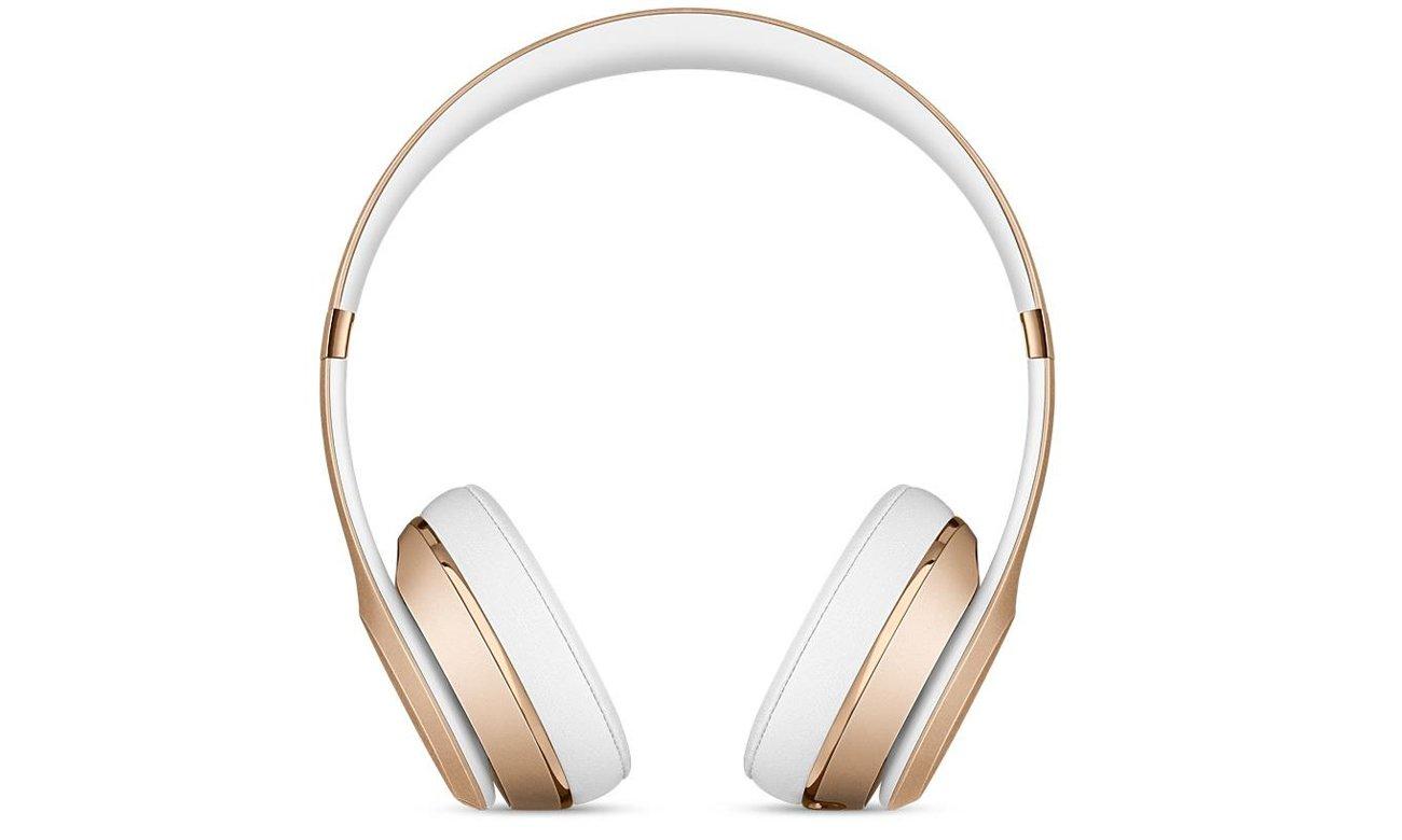 Słuchawki Apple Beats Solo3 Wireless Złote