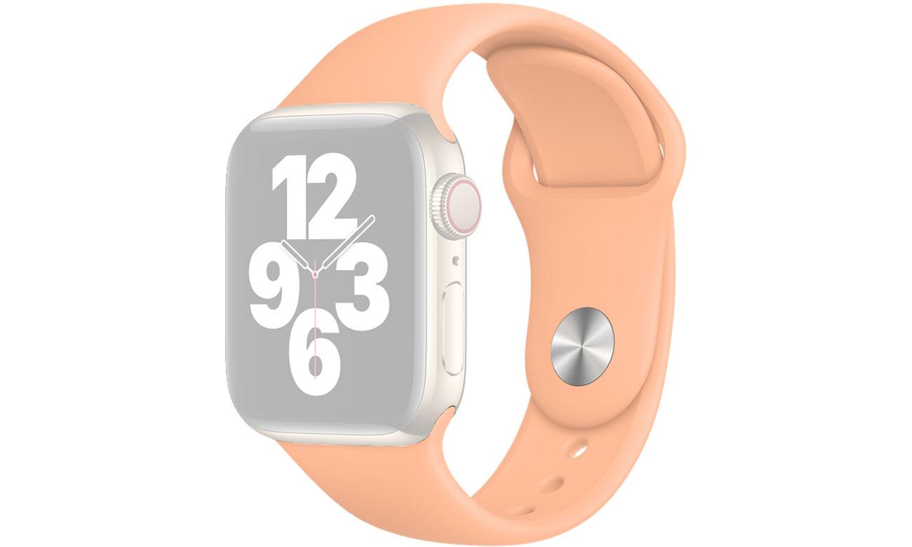 Pasek Sportowy do Apple Watch melonowy MJK33ZM/A