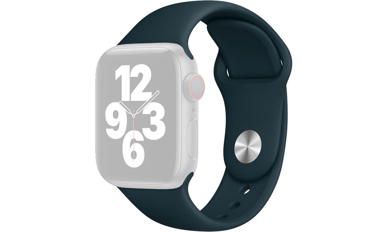 Pasek Sportowy do Apple Watch malachitowy MJK43ZM/A