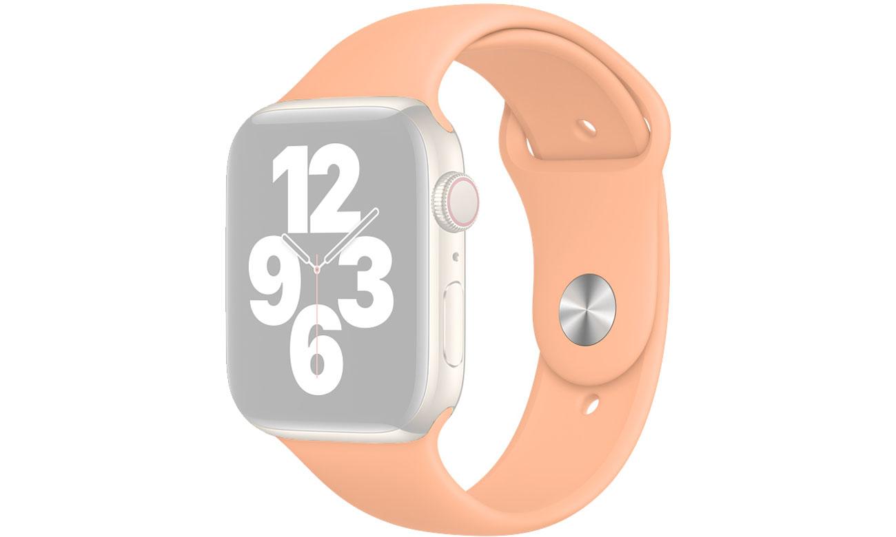 Pasek Sportowy do Apple Watch melonowy MJK63ZM/A