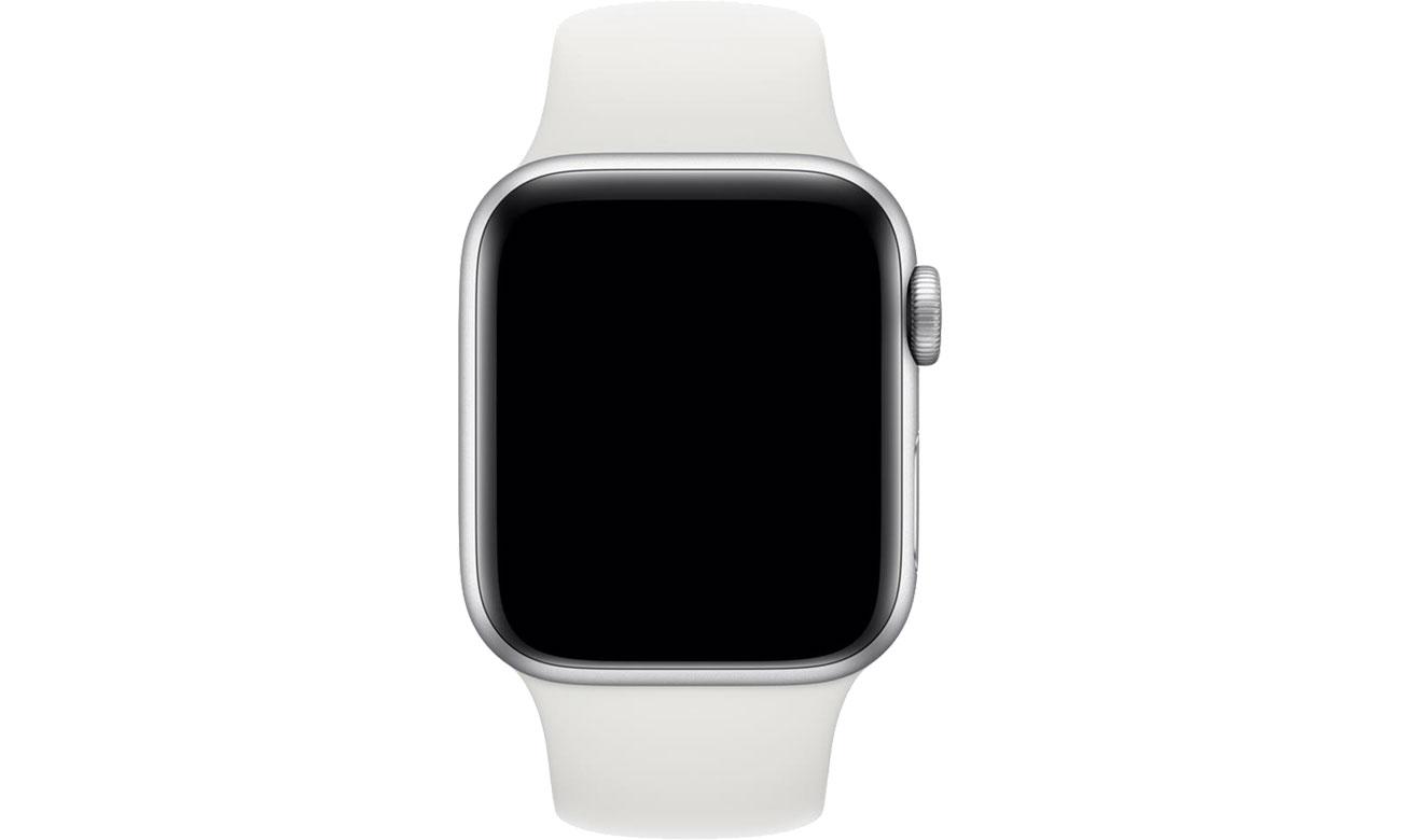 Apple Pasek sportowy biały do koperty 40 mm