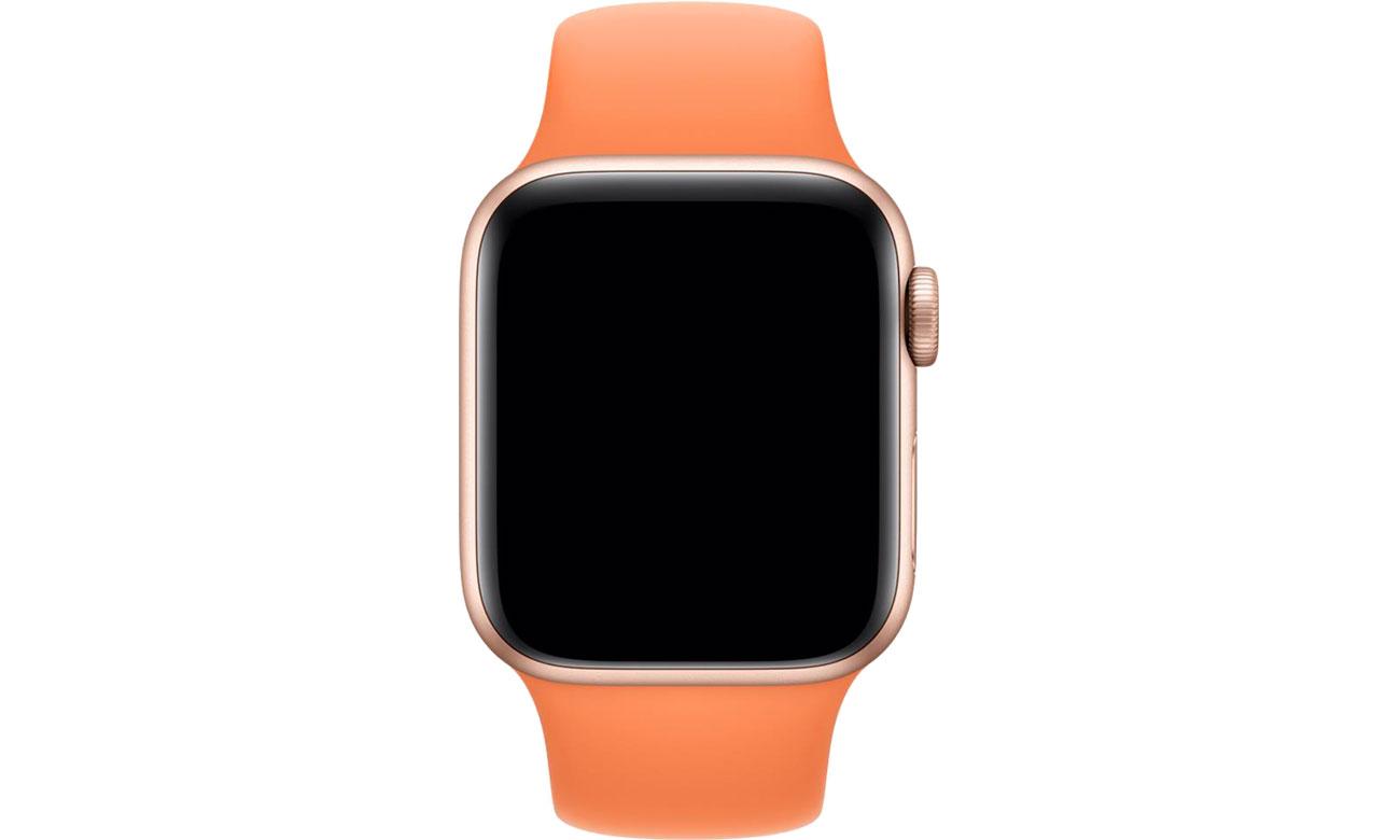 Apple Pasek sportowy pomarańczowy do koperty 40 mm