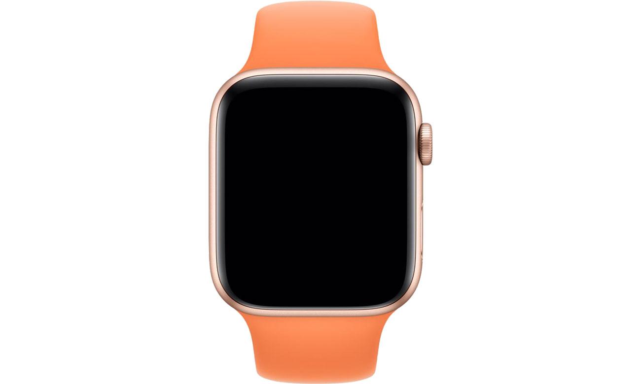 Apple Pasek sportowy pomarańczowy do koperty 44 mm