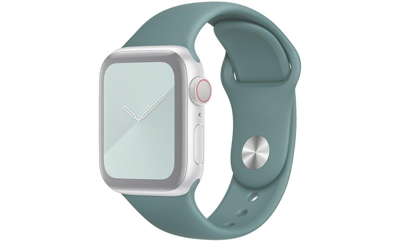 Pasek sportowy w kolorze kaktusowym do Apple Watch 40 mm