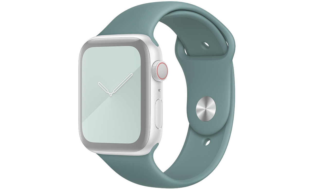 Pasek sportowy w kolorze kaktusowym do Apple Watch 44 mm