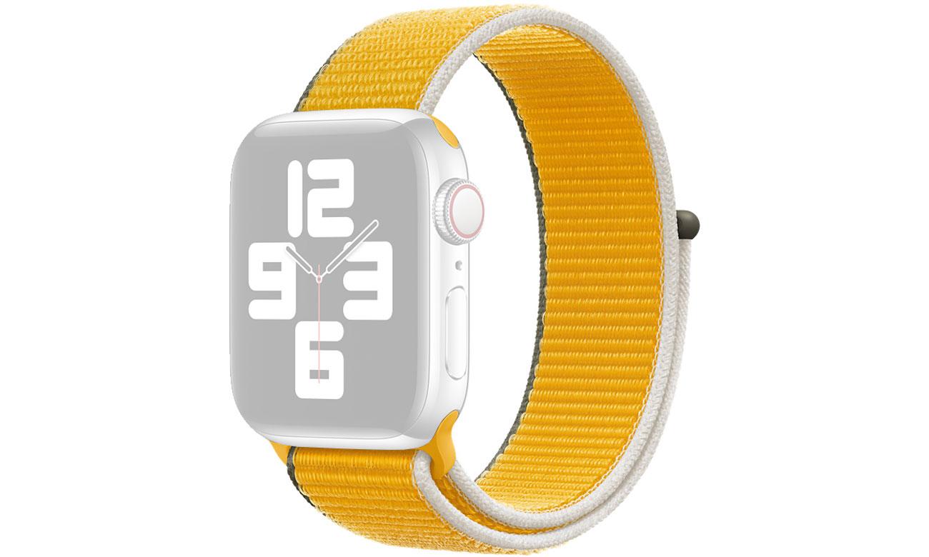 Opaska Sportowa do Apple Watch słoneczny MJFT3ZM/A