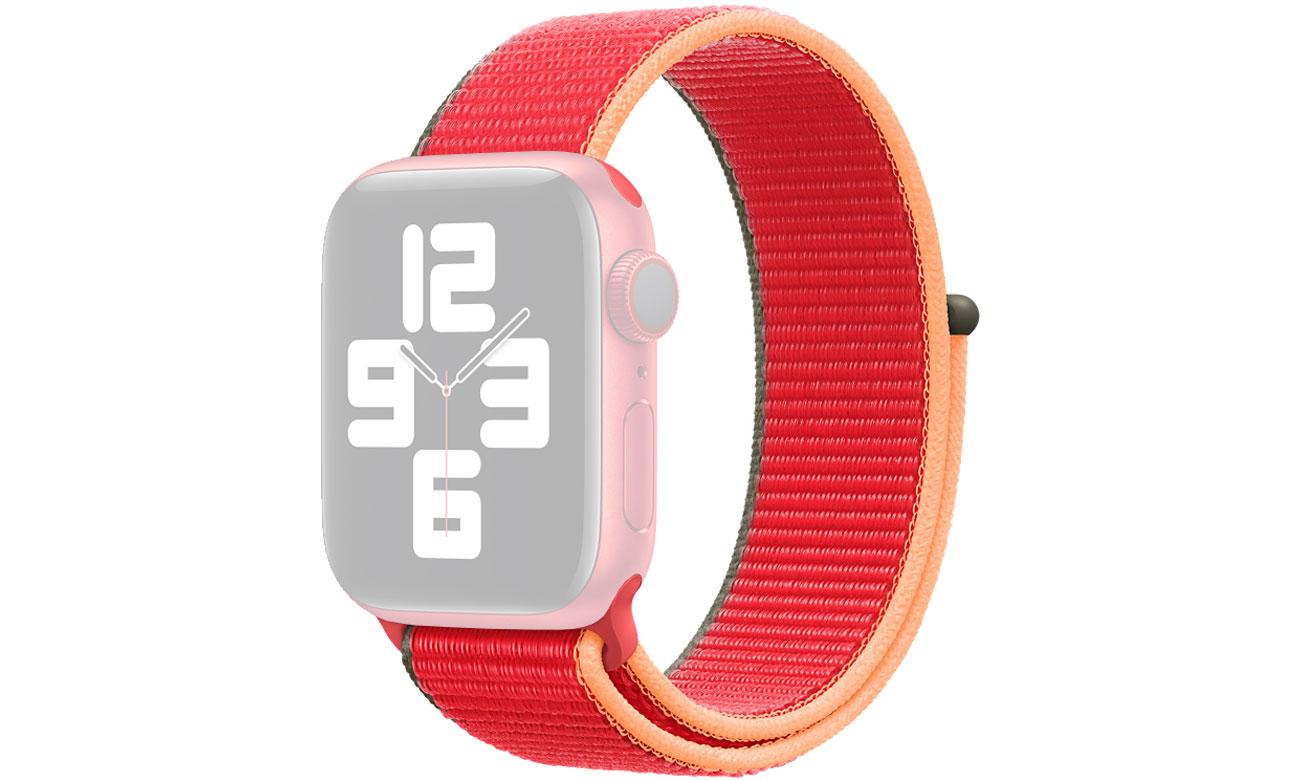 Opaska Sportowa do Apple Watch (PRODUCT)RED MJFW3ZM/A