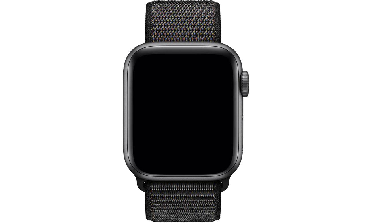 Apple Opaska sportowa czarna do koperty 40 mm