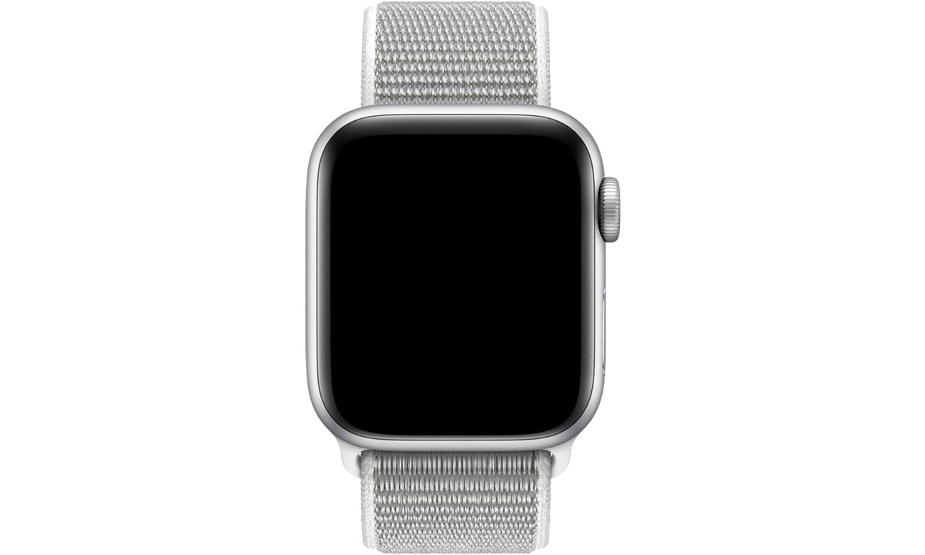 Apple Opaska sportowa srebrna do koperty 40 mm