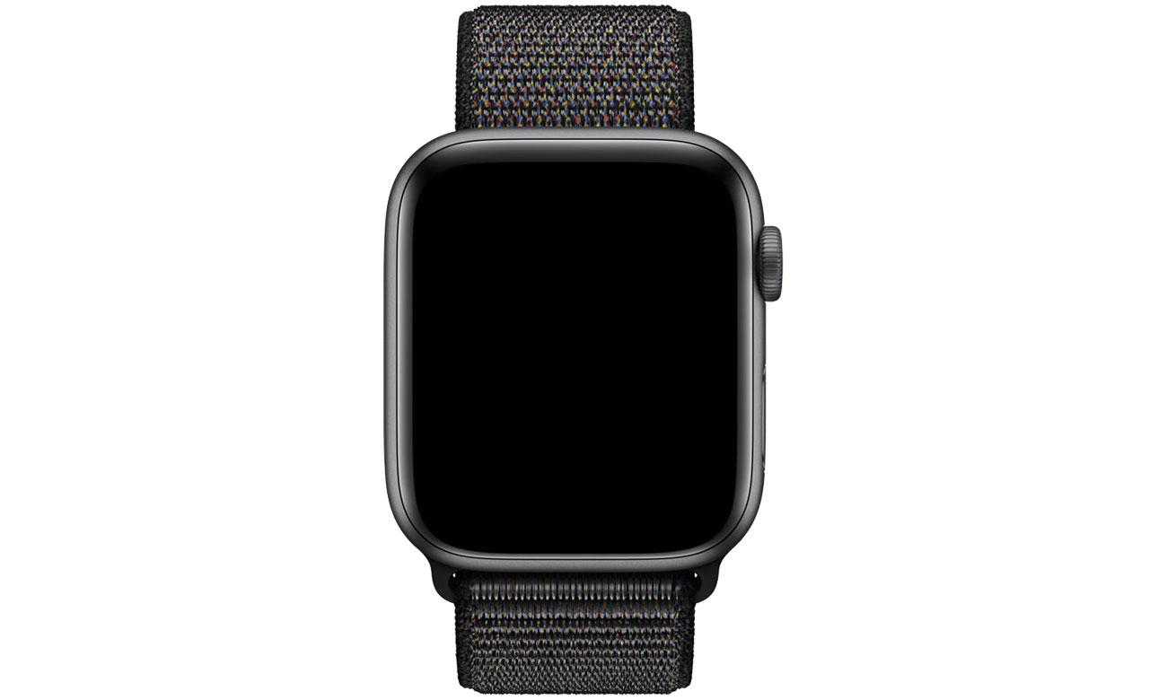Apple Opaska sportowa czarna do koperty 44 mm