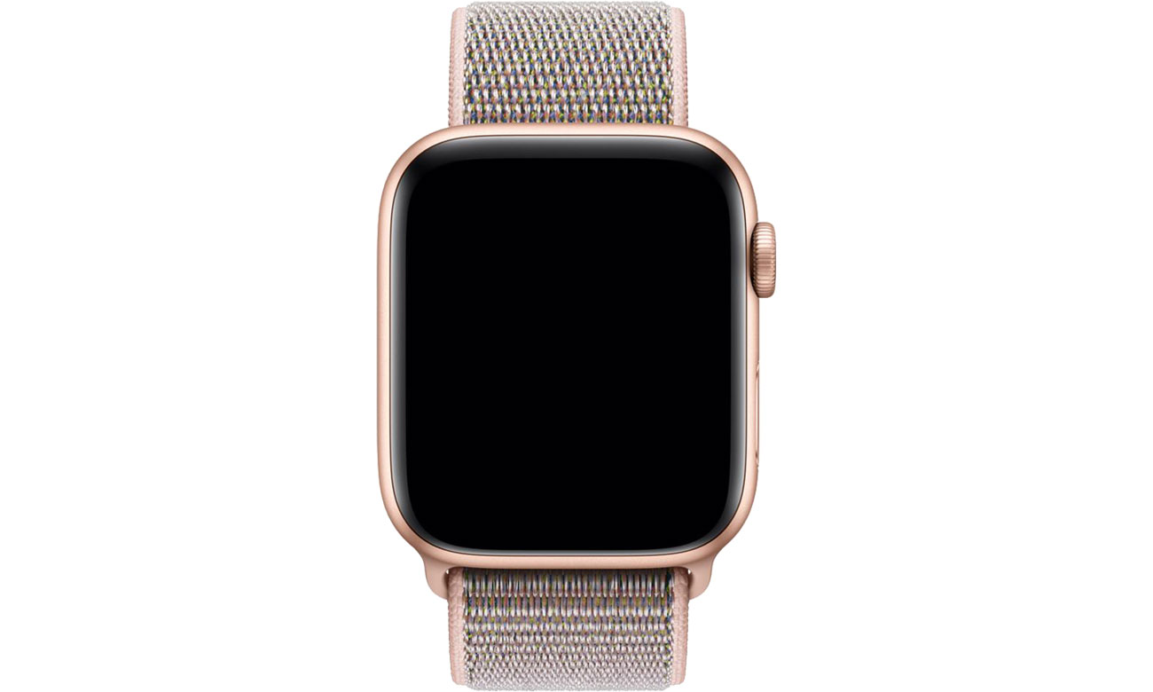 Apple Opaska sportowa różowa do koperty 44 mm