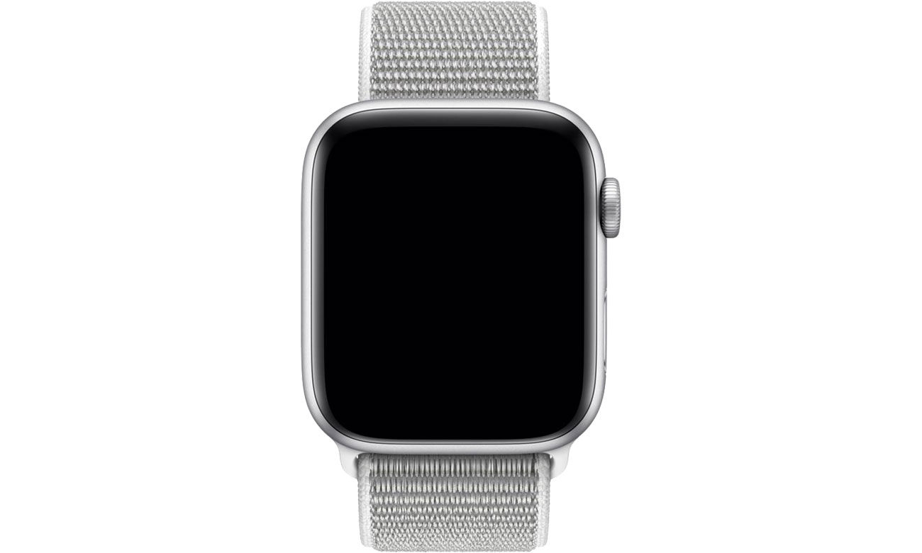 Apple Opaska sportowa srebrna do koperty 44 mm
