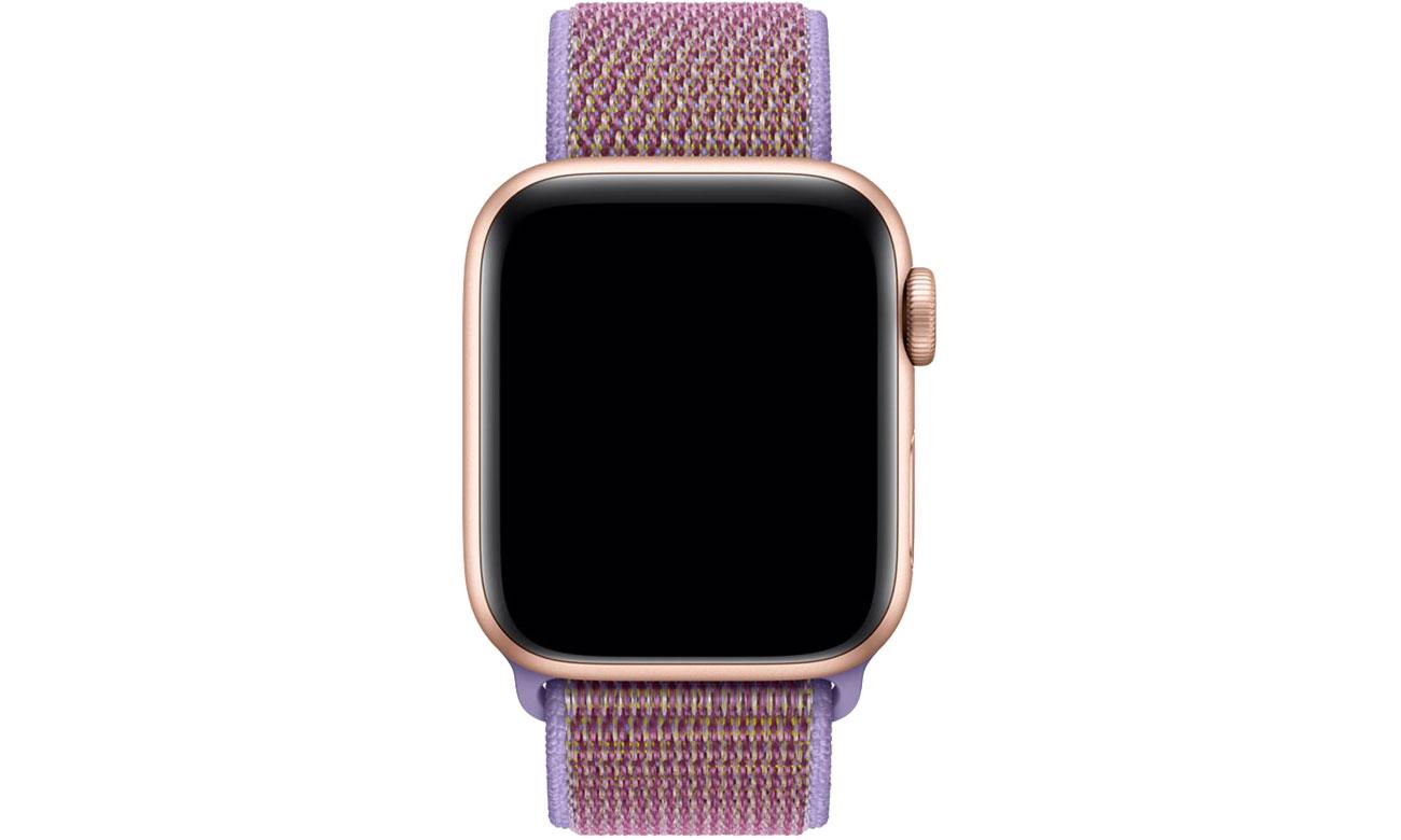 Apple Opaska sportowa fioletowa do koperty 40 mm