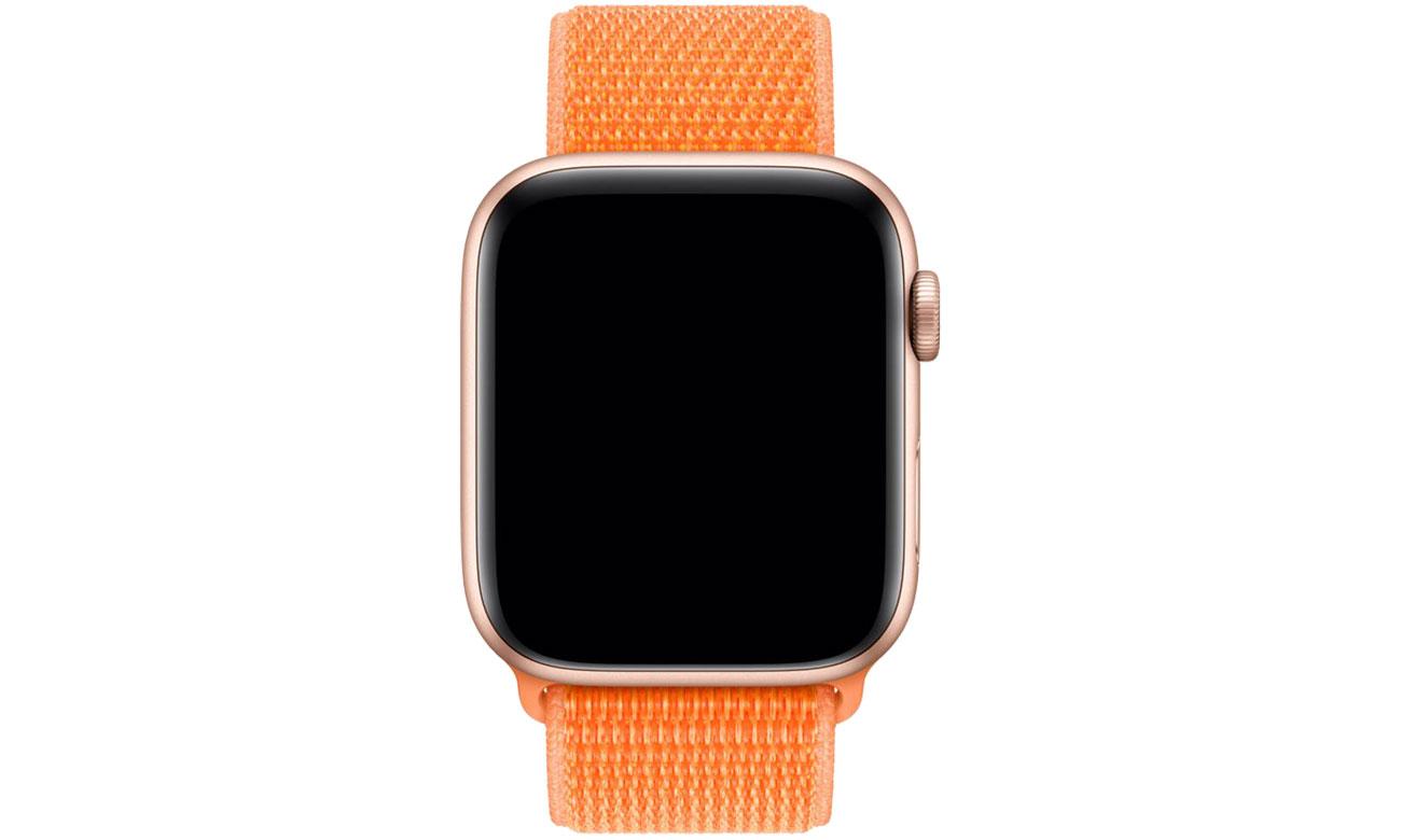Apple Opaska sportowa pomarańczowa do koperty 40 mm