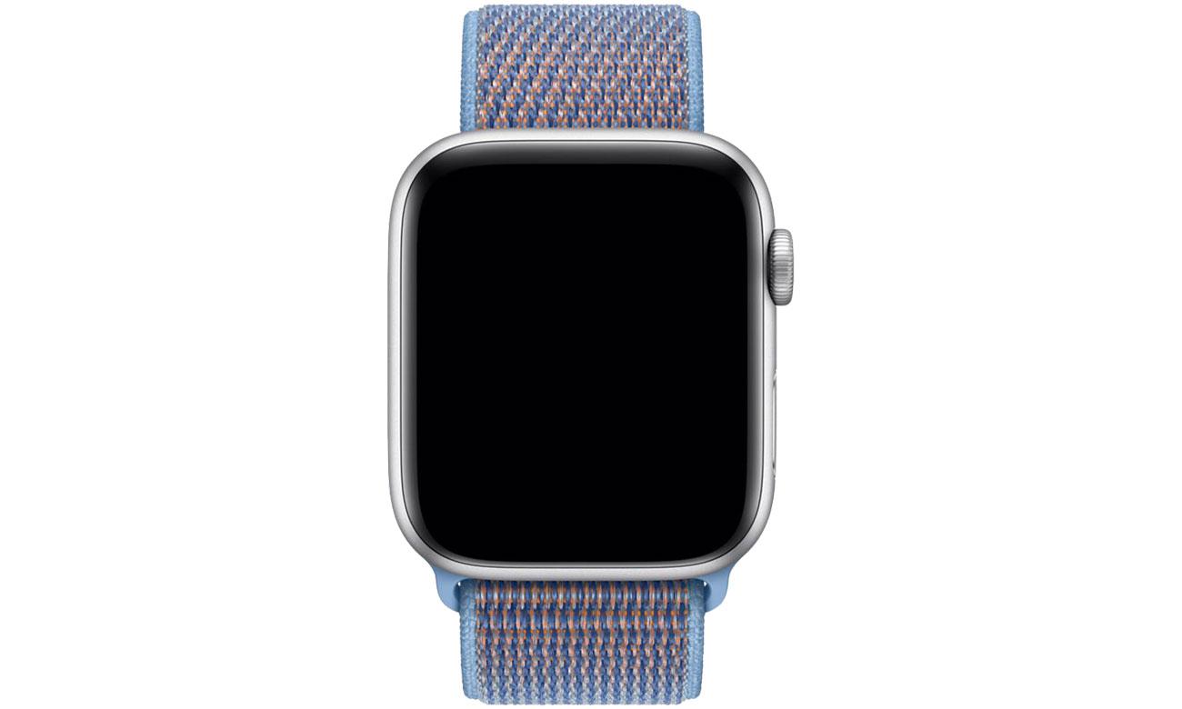 Apple Opaska sportowa błękitna do koperty 44 mm