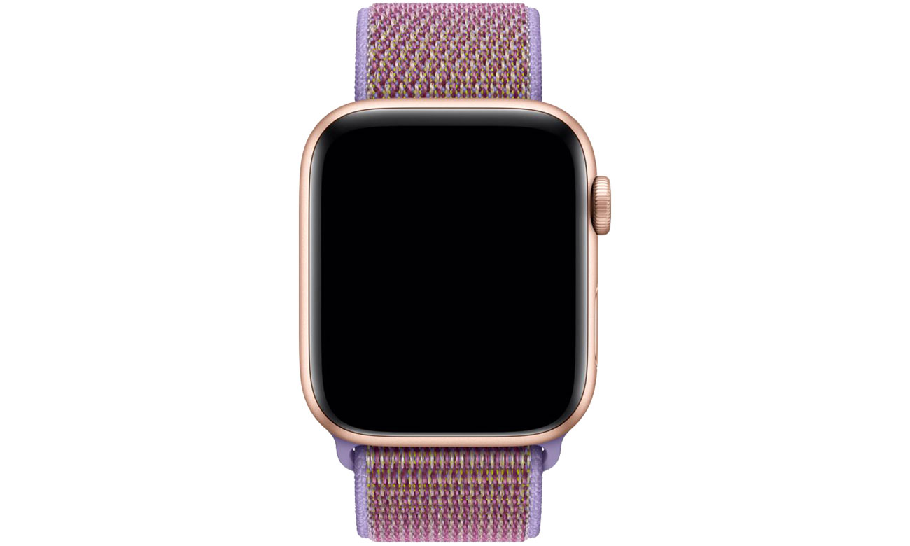 Apple Opaska sportowa fioletowa do koperty 44 mm