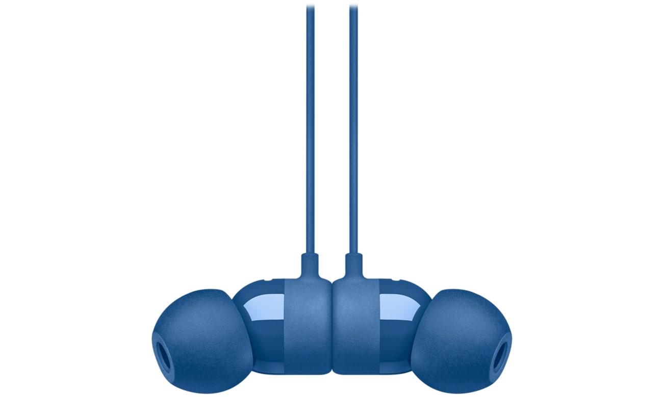 Apple UrBeats3 Blue Ergonomiczny kształt