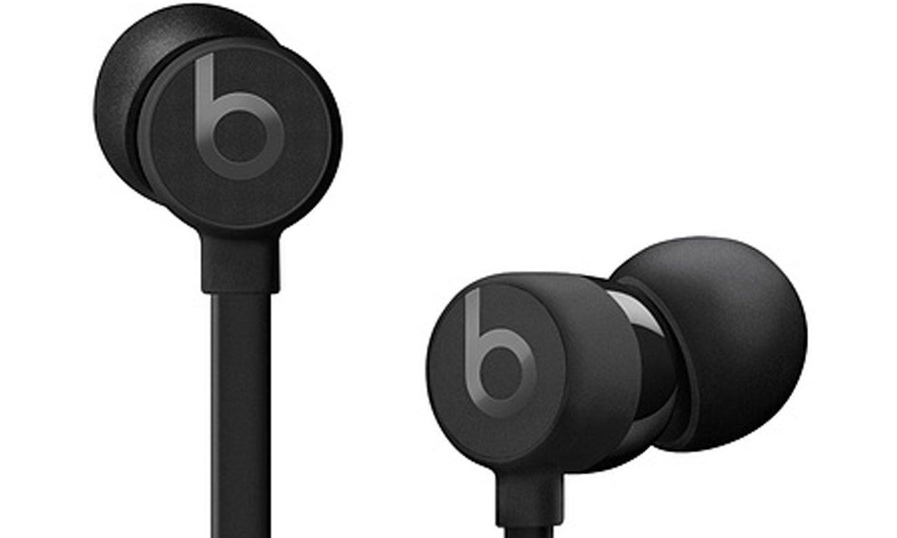 Słuchawki przewodowe Apple urBeats3 muzyka na wyższym poziomie odpowietrzniki laserowa precyzja naturalne brzmienie