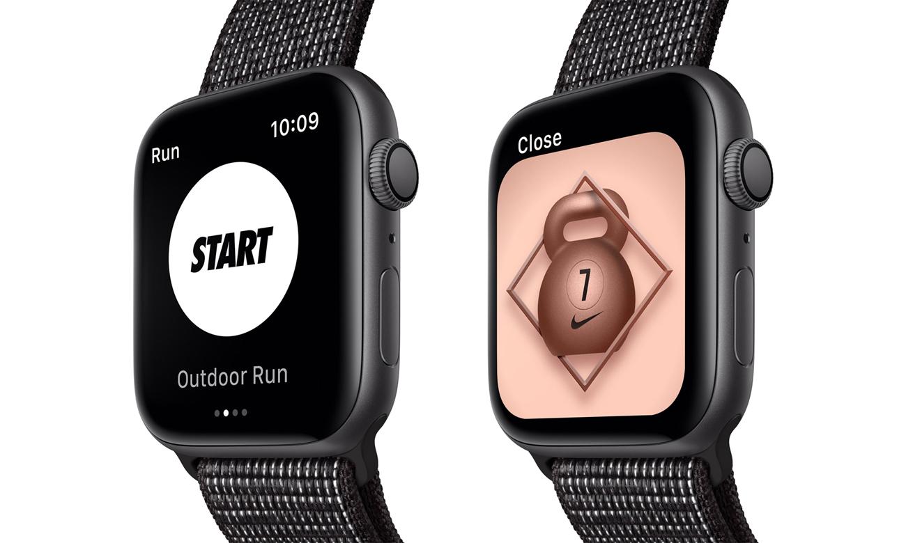 Apple Watch Nike+ 40 przeprojektowany od podstaw