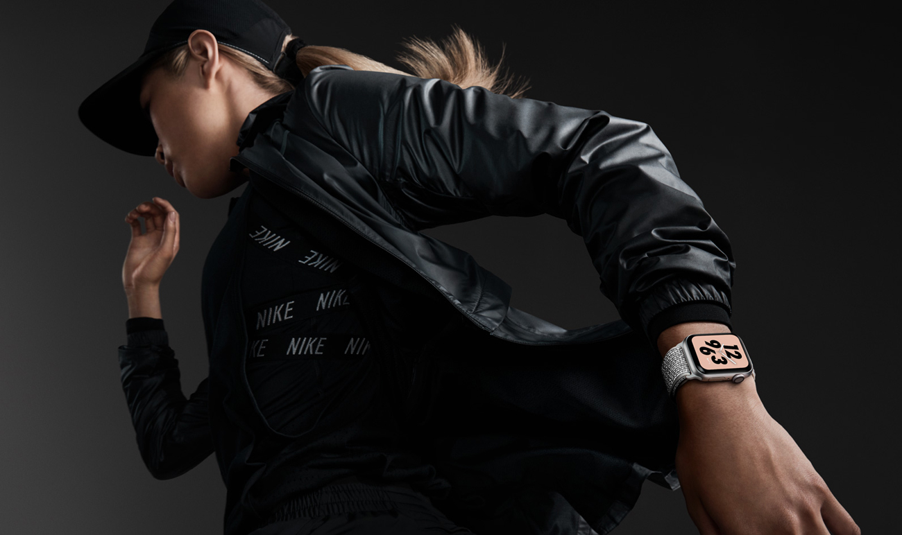 Apple Watch Nike+ 40 wszechstronny monitor aktywności