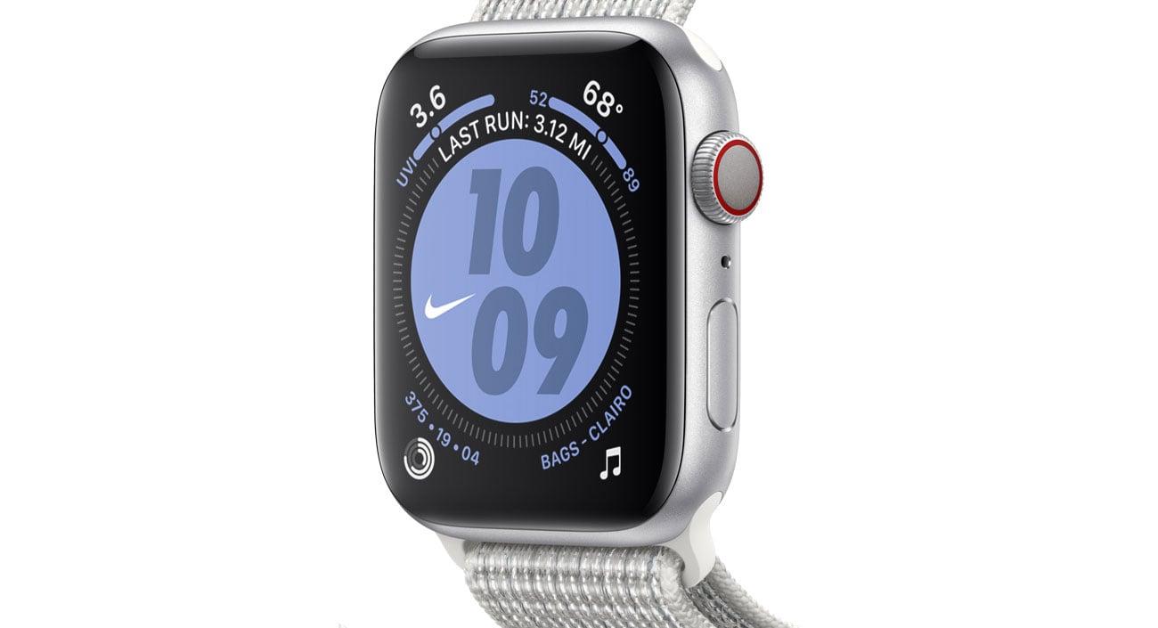 Apple Watch 5 monitorowanie zdrowia czujnik EKG