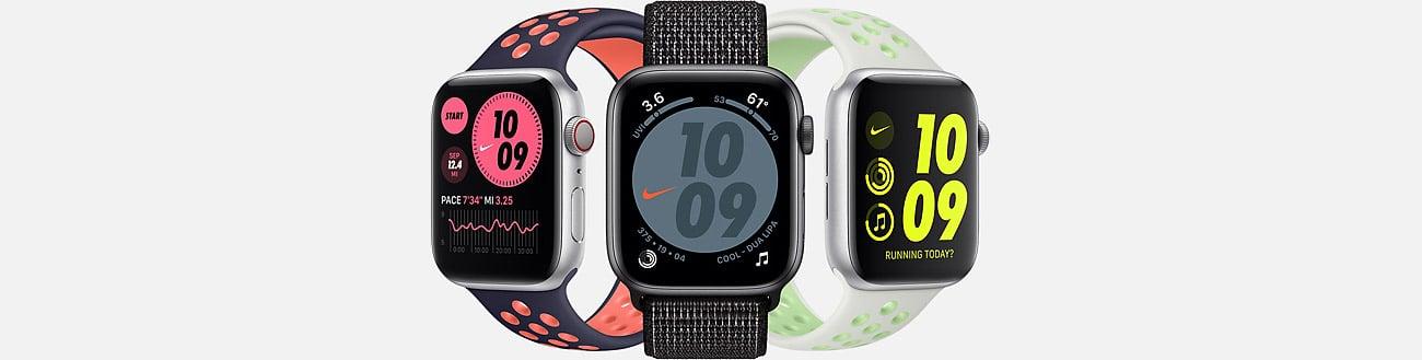 Zegarek Apple Watch 6 nike