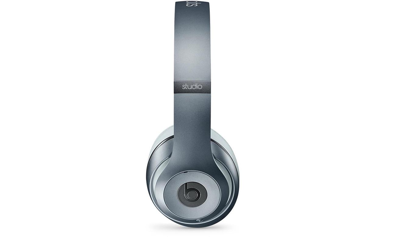Słuchawki Apple Beats Studio Over-Ear Jasno-Szare Active Noise Cancellation