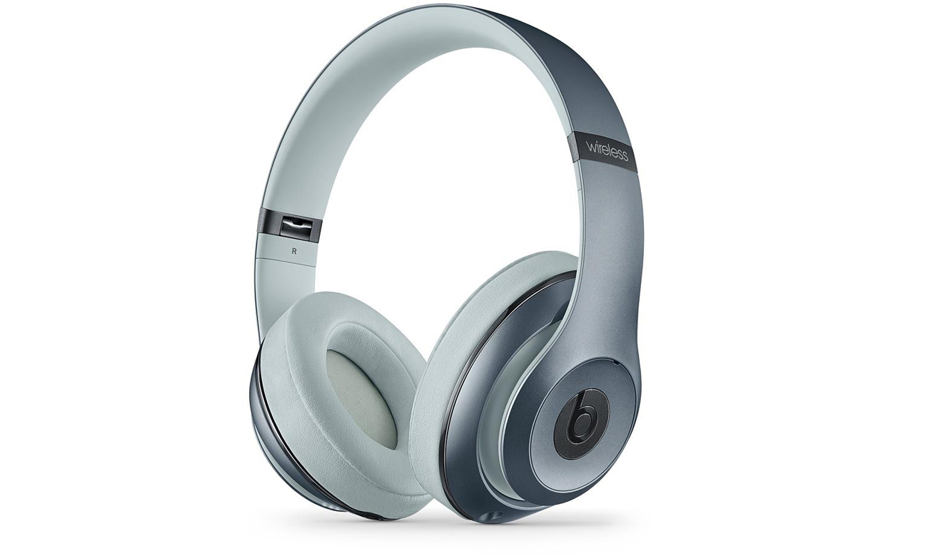 Słuchawki Apple Beats Studio Over-Ear Jasno-Szare Wbudowany akumulator