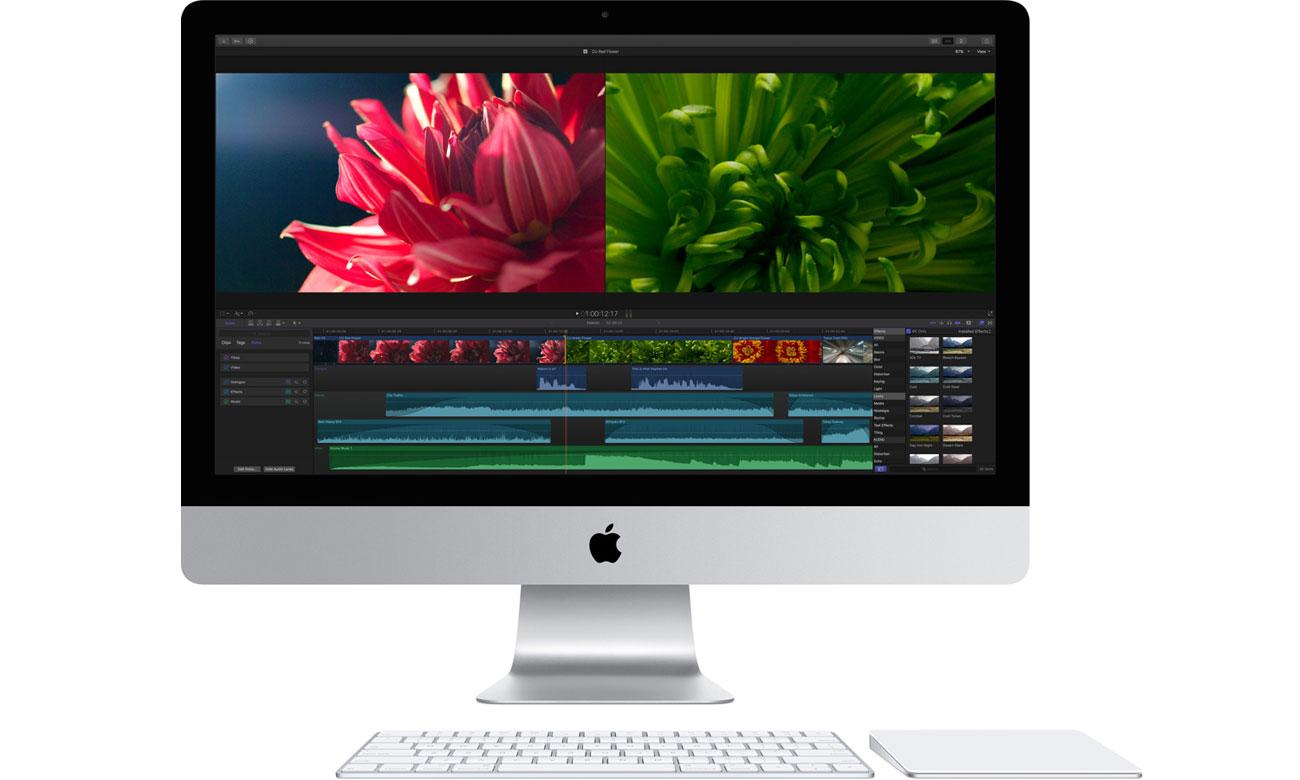 Apple iMac Retina pamięć fusion drive