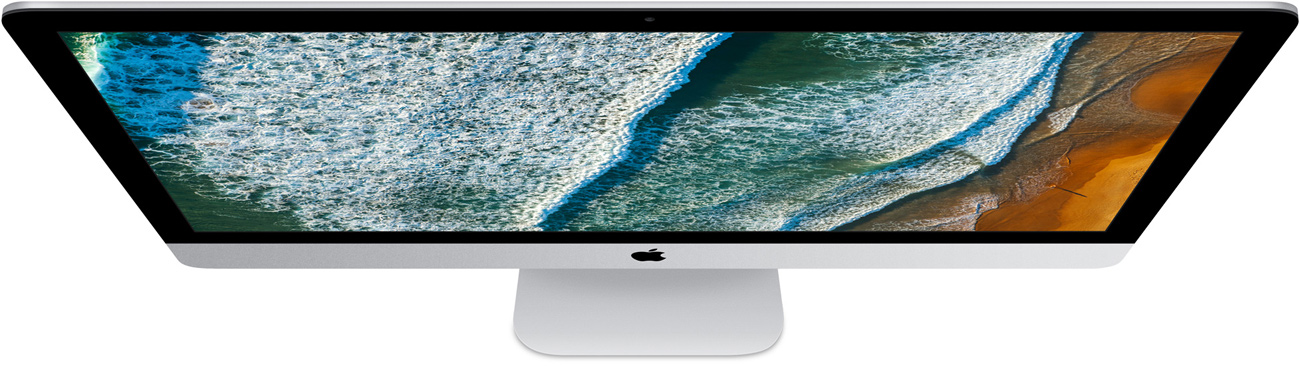 Apple iMac smukłość