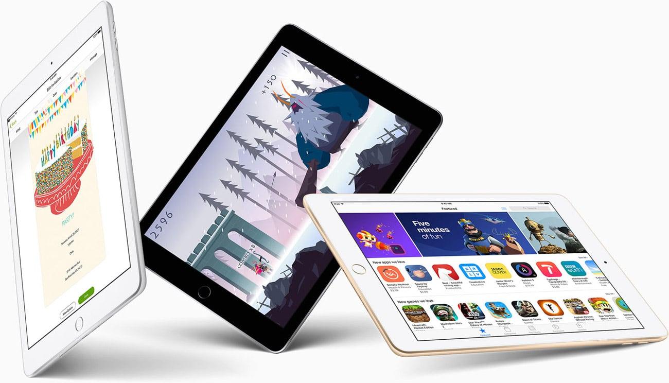 Apple iPad 32GB Wi-Fi + Cellular Silver aplikacje