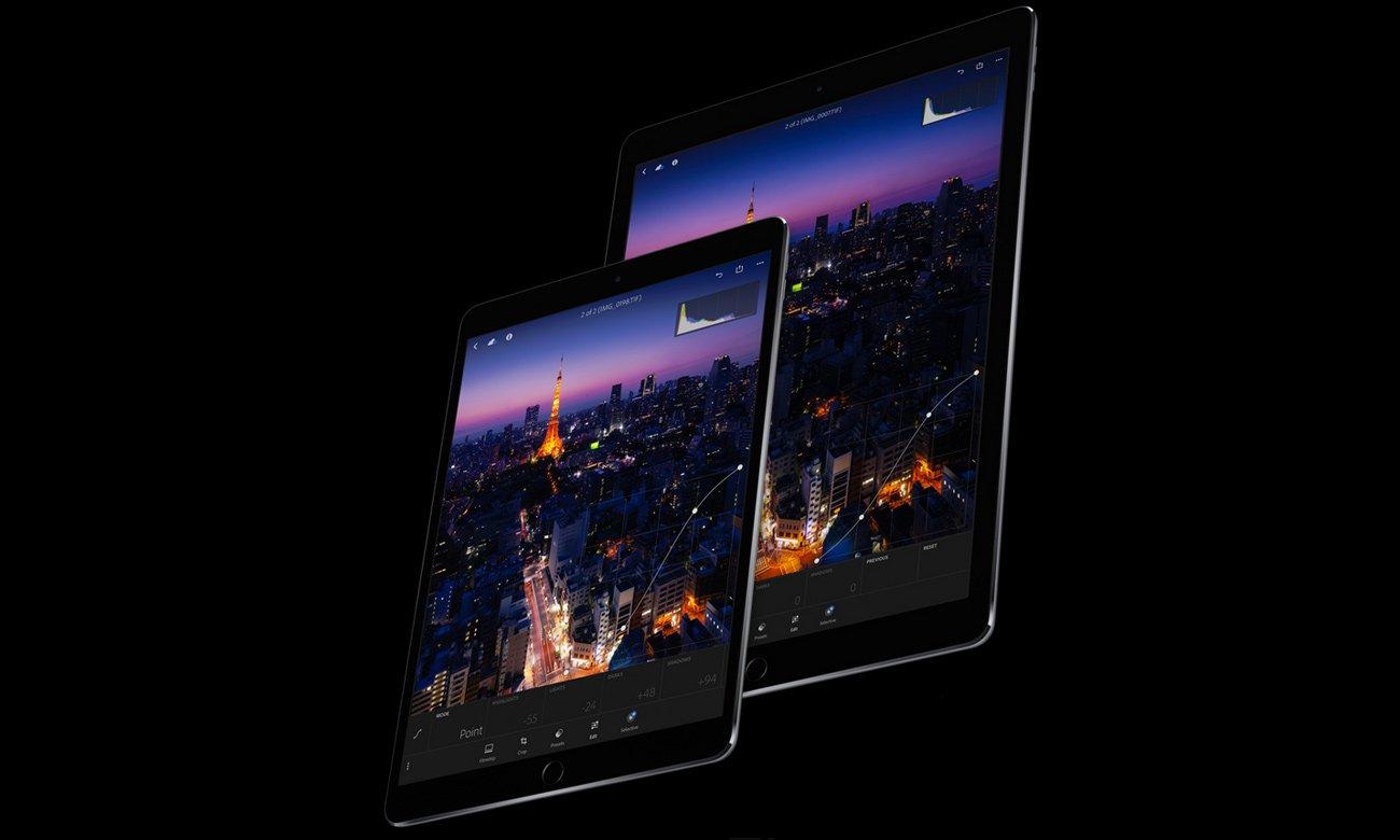 Apple iPad Pro znakomity wyświetlacz retina
