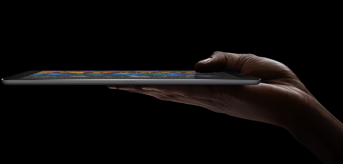 Apple NEW iPad Pro aparta oraz touch ID