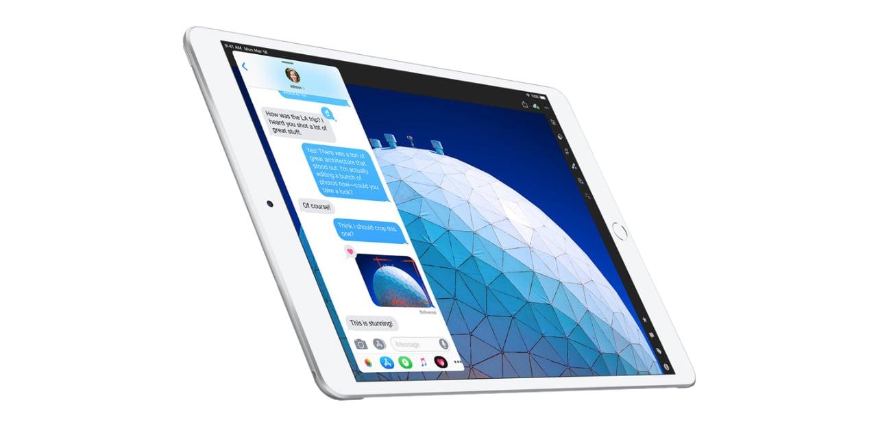 """iPad Air 10,5"""" Wi-Fi duża moc świetny ekran"""