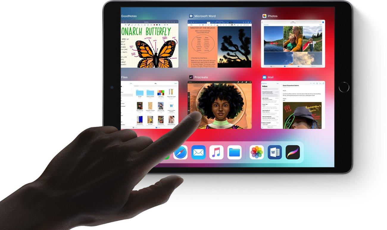 """iPad Air 10,5"""" Wi-Fi lekka zgrabna konstrukcja"""