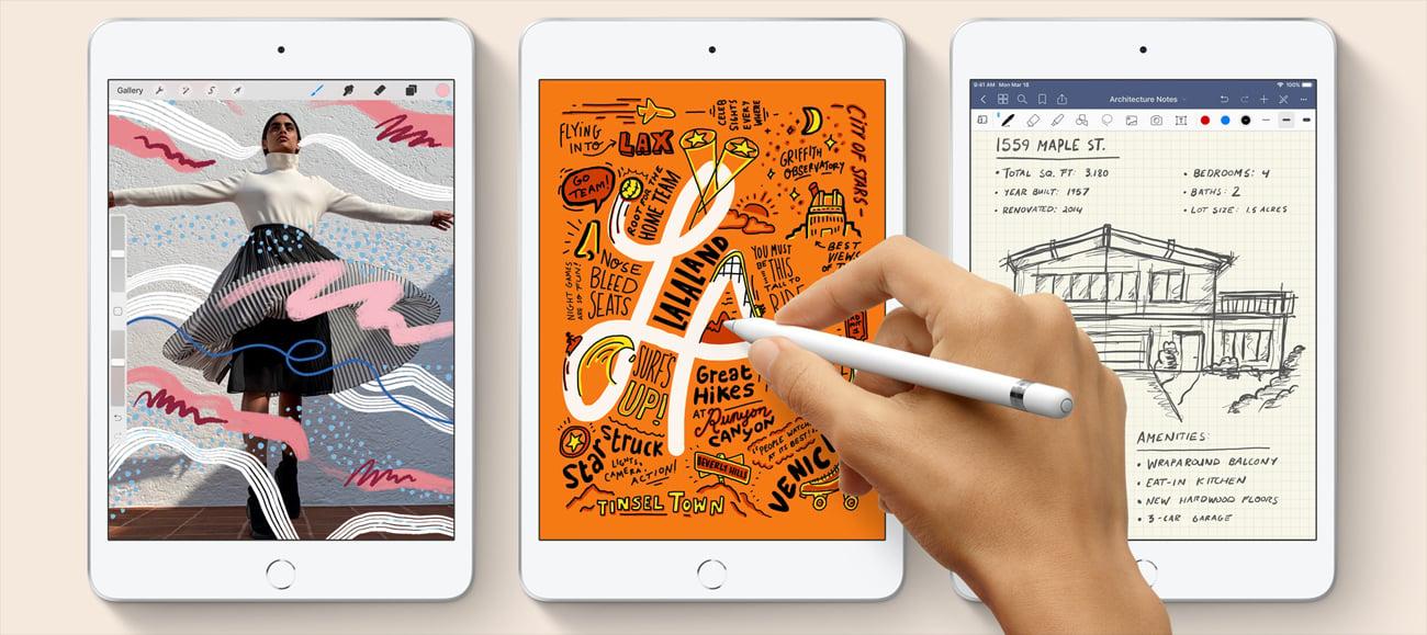 iPad mini  perfekcyjny design