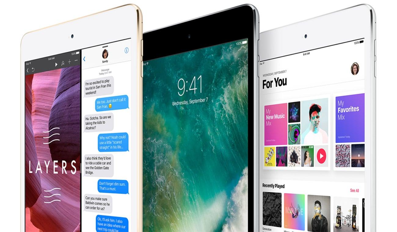 Apple NEW iPad mini 4 128GB ios