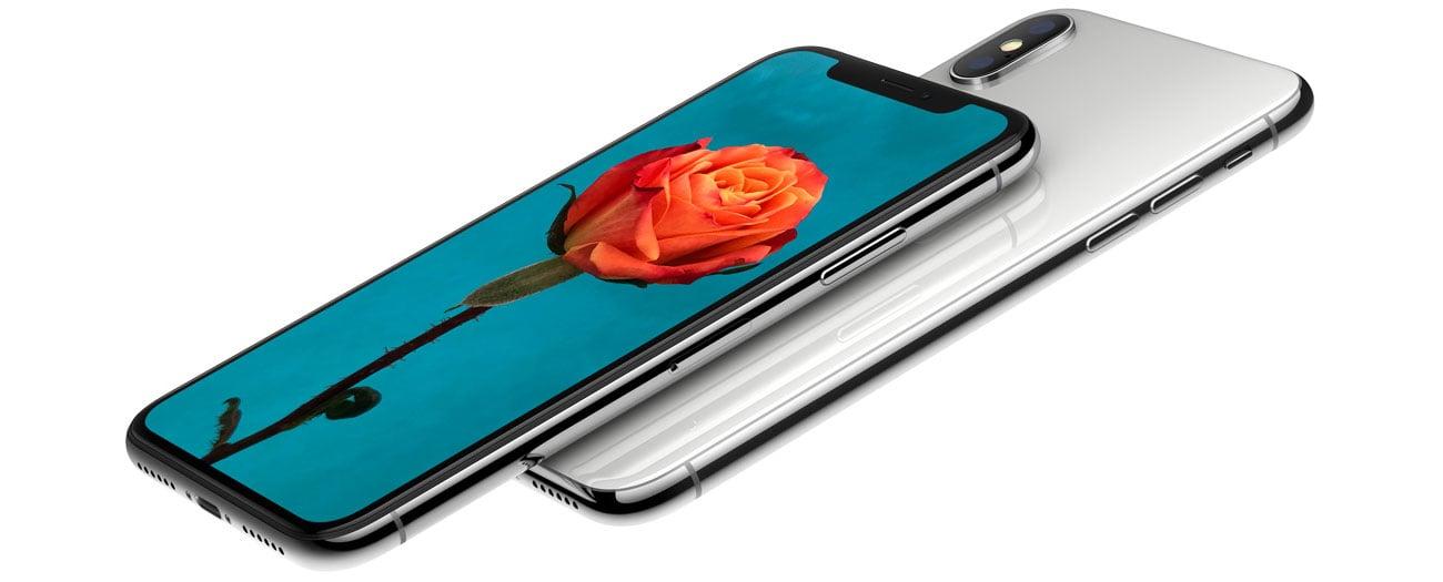Apple iPhone X podwójny aparat 12 mpix