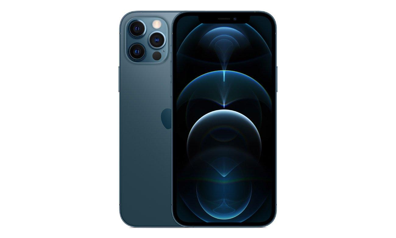Smartfon iPhone 12 Pro 128GB Pacific Blue 5G