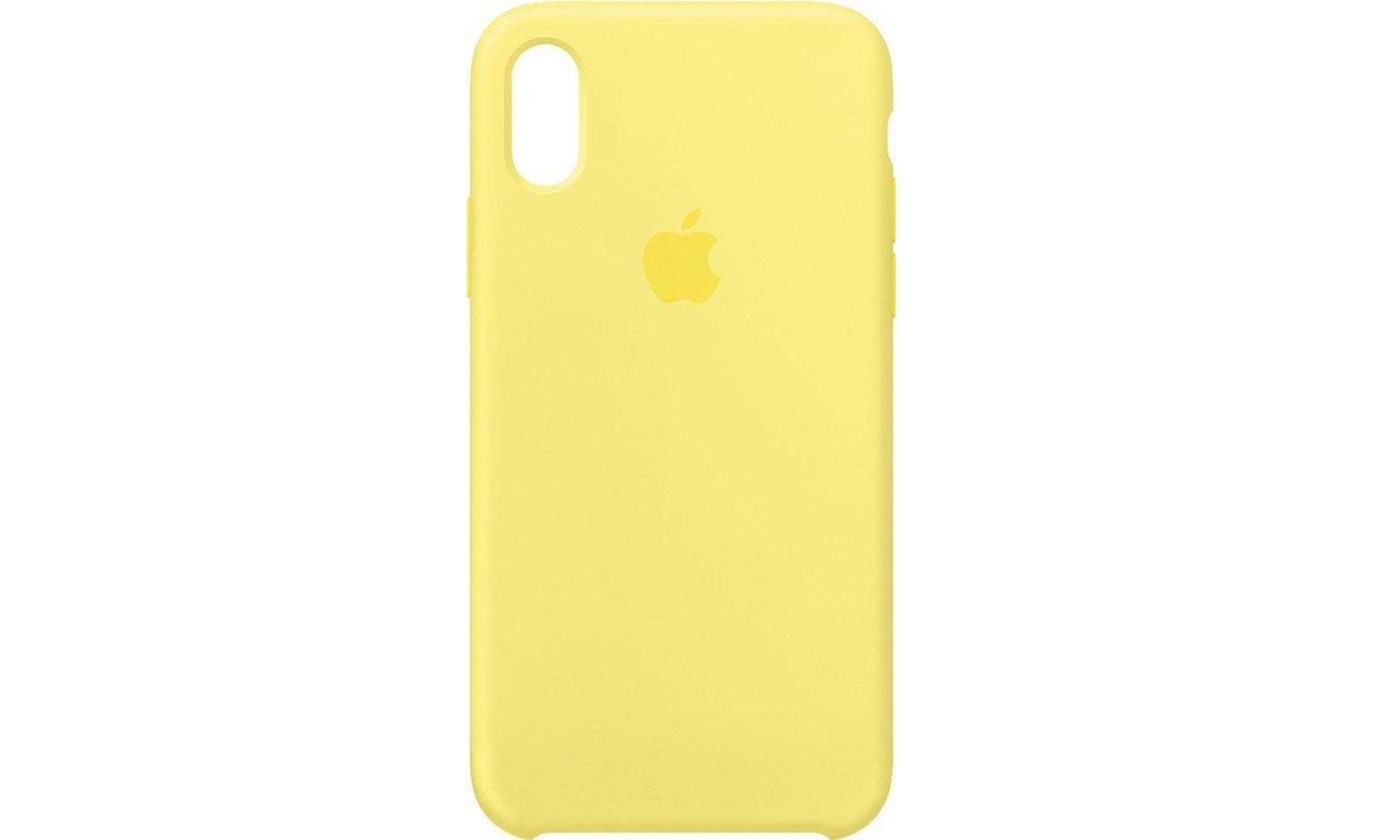 huge discount 5275c ccb07 Apple Silicone Case do iPhone X Lemonade - Etui i obudowy na smartfony -  Sklep komputerowy - x-kom.pl