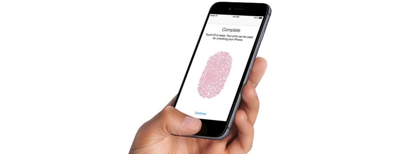 Apple iPhone 6 32GB Space Gray toichID