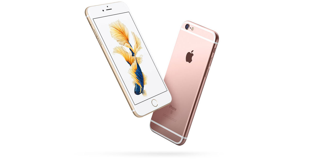 Kamery w iPhone 6s 32GB Gold