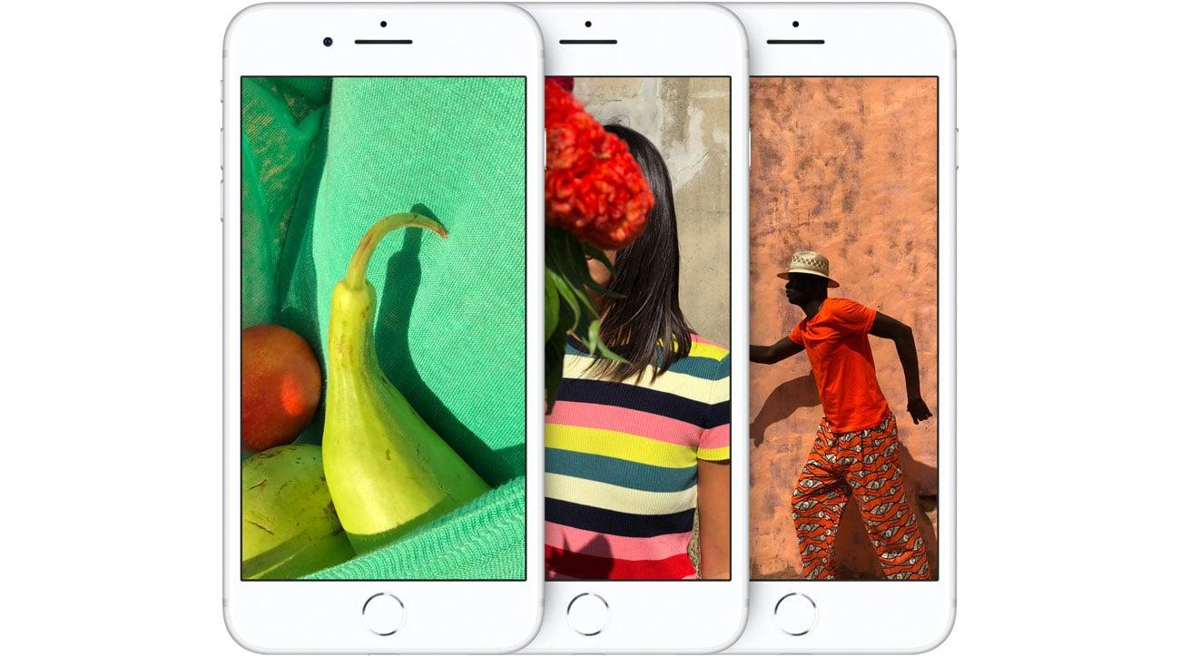 iPhone 8 ekran retina HD true tone