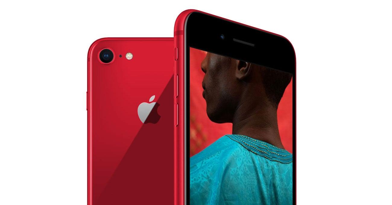 iPhone 8 aparat 12 Mpix